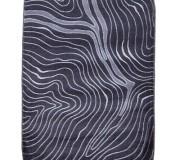 Шерстяной ковер Patara 0077Q grey - высокое качество по лучшей цене в Украине.