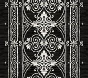 Шерстяной ковер Splendor Porta Black - высокое качество по лучшей цене в Украине.