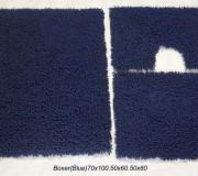 Коврик для ванной Boxer blue - высокое качество по лучшей цене в Украине.