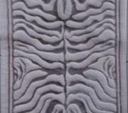 Коврик для ванной Ipekce 1785 3962 zebra ivory - высокое качество по лучшей цене в Украине.
