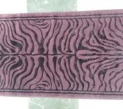 Коврик для ванной Ipekce zebra puple - высокое качество по лучшей цене в Украине.