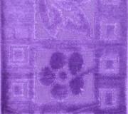 Коврик для ванной Silver CLT 27 Dark violet - высокое качество по лучшей цене в Украине.