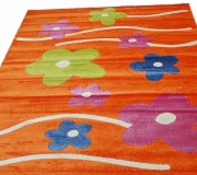 Детский ковер Daisy Fulya 8947a orange - высокое качество по лучшей цене в Украине.