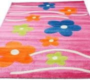 Детский ковер Daisy Fulya 8947a pink - высокое качество по лучшей цене в Украине.