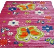 Детский ковер Daisy Fulya 8C66b pink - высокое качество по лучшей цене в Украине.