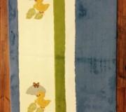 Детский ковер Egeberk EG 19 , BLUE WHITE - высокое качество по лучшей цене в Украине.