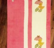 Детский ковер Egeberk EG 19 , PINK WHITE - высокое качество по лучшей цене в Украине.