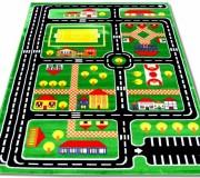 Детский ковер Kids A646A green - высокое качество по лучшей цене в Украине.