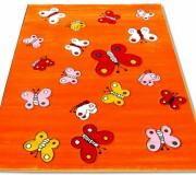 Детский ковер Kids A667A orange - высокое качество по лучшей цене в Украине.