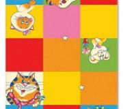 Детский ковер Kids Reviera 38961-44966 Blue - высокое качество по лучшей цене в Украине.