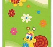 Детский ковер Kids Reviera 42611-44944 Green - высокое качество по лучшей цене в Украине.