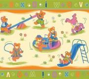 Детский ковер Kids Reviera 4274-44934 Green - высокое качество по лучшей цене в Украине.