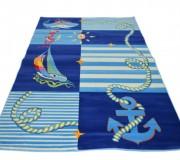 Детский ковер Kids Reviera 8020-44966 Blue - высокое качество по лучшей цене в Украине.