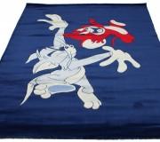 Детский ковер Rose 1799A navy-navy - высокое качество по лучшей цене в Украине.