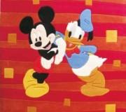 Детский ковер World Disney WD 305 - высокое качество по лучшей цене в Украине.