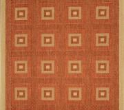 Безворсовая ковровая дорожка Sisal 012 terra-cream - высокое качество по лучшей цене в Украине.