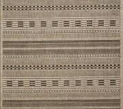 Безворсовая ковровая дорожка Natura 20311 Silver-Black - высокое качество по лучшей цене в Украине.