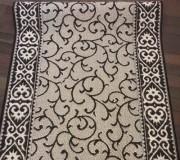 Безворсовая ковровая дорожка  129724, 2.00 x 2.66 - высокое качество по лучшей цене в Украине.