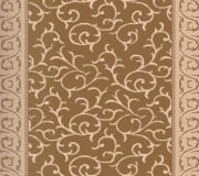 Безворсовая ковровая дорожка Sisal 14 , BROWN - высокое качество по лучшей цене в Украине.