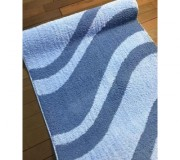 Высоковорсная ковровая дорожка ASTI Aqua Wash-Blue - высокое качество по лучшей цене в Украине.