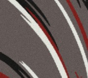 Высоковорсная ковровая дорожка First Shaggy 1198 , GREY - высокое качество по лучшей цене в Украине.