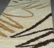 Высоковорсная ковровая дорожка Shaggy 0791 крем - высокое качество по лучшей цене в Украине.
