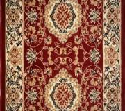 Синтетическая ковровая дорожка Almira 2304 Red-Cream  - высокое качество по лучшей цене в Украине.