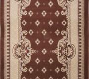 Синтетическая ковровая дорожка Almira 2356 Choko/Coffee - высокое качество по лучшей цене в Украине.