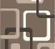 Синтетическая ковровая дорожка Berra 12 282 , DARK VIZON - высокое качество по лучшей цене в Украине.