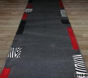 Синтетическая ковровая дорожка California 0113 grey - высокое качество по лучшей цене в Украине.
