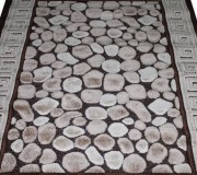 Синтетическая ковровая дорожка Chenill 2679B v.brown - высокое качество по лучшей цене в Украине.
