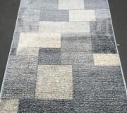 Синтетическая ковровая дорожка Daffi 13027-grey - высокое качество по лучшей цене в Украине.