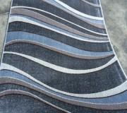 Синтетическая ковровая дорожка Daffi 13001 grey - высокое качество по лучшей цене в Украине.