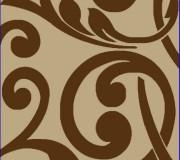Синтетическая ковровая дорожка Elle 1477 , BEIGE - высокое качество по лучшей цене в Украине.