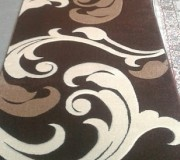 Синтетическая ковровая дорожка Legenda 0313 коричневый - высокое качество по лучшей цене в Украине.