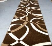 Синтетическая ковровая дорожка Legenda 0353 коричневый - высокое качество по лучшей цене в Украине.