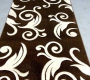 Синтетическая ковровая дорожка Legenda 0391 коричневый - высокое качество по лучшей цене в Украине.