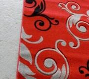 Синтетическая ковровая дорожка Legenda 0391 красный - высокое качество по лучшей цене в Украине.