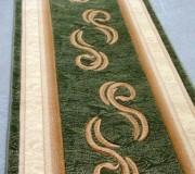 Синтетическая ковровая дорожка Liliya 0517 зеленый - высокое качество по лучшей цене в Украине.