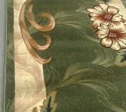 Синтетическая ковровая дорожка Liliya 0571 зеленый - высокое качество по лучшей цене в Украине.