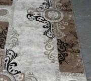 Синтетическая ковровая дорожка Liliya кольца беж - высокое качество по лучшей цене в Украине.