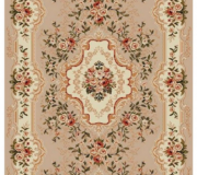 Синтетическая ковровая дорожка Lotos 570-100 - высокое качество по лучшей цене в Украине.