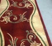 Синтетическая ковровая дорожка Magnoliya 0141 бордо - высокое качество по лучшей цене в Украине.