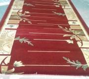 Синтетическая ковровая дорожка Magnoliya 0191 бордо - высокое качество по лучшей цене в Украине.