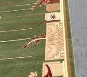 Синтетическая ковровая дорожка Magnoliya 0191 зеленый - высокое качество по лучшей цене в Украине.