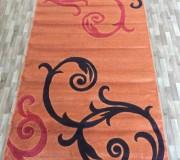 Синтетический ковер Melisa 395 orange - высокое качество по лучшей цене в Украине.