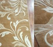 Синтетическая ковровая дорожка Melisa 371 gold - высокое качество по лучшей цене в Украине.