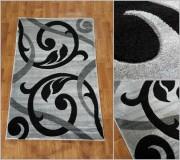 Синтетическая ковровая дорожка Melisa 303 grey - высокое качество по лучшей цене в Украине.