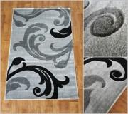 Синтетическая ковровая дорожка Melisa 313 grey - высокое качество по лучшей цене в Украине.