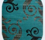 Синтетическая ковровая дорожка Melisa 391 TURKUAZ - высокое качество по лучшей цене в Украине.